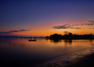 Sunrise on the Golf of Dulce